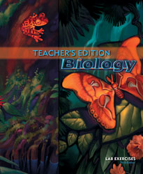Biology Lab Manual Teacher's Edition (3rd ed.)