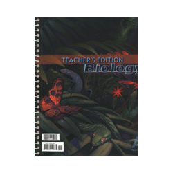 Biology Teacher's Edition (3rd ed.)