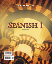 Spanish 1 Teacher's Edition (2nd ed.)