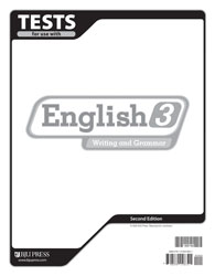 English 3 Test (2nd ed.)