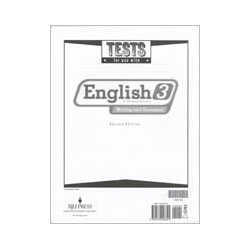 English 3 Tests (5 pk) (2nd ed.)