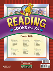 Reading Books for K5 Set (32 books; 3rd ed.)