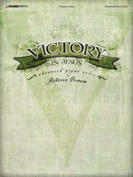 Victory in Jesus (advanced piano solos)