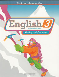 English 3 Worktext Answer Key (2nd ed.)