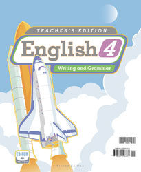 English 4 Teacher's Edition with CD (2nd ed.)