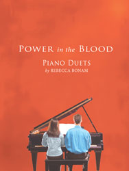 Power in the Blood (early inter. piano duets/4 hands, 1 piano)