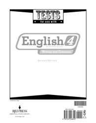 English 4 Tests (5 pk) (2nd ed.)