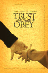 Trust and Obey (SATB easy collection)