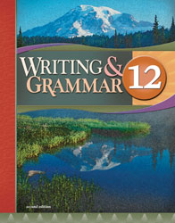 Writing & Grammar 12 Student Worktext (2nd ed.)