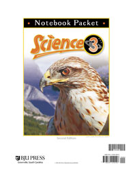 Science 3 Student Notebook Packet