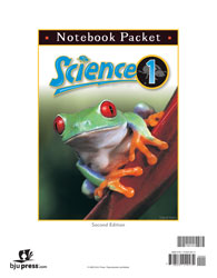 Science 1 Student Notebook Packet (updated 2nd ed.)