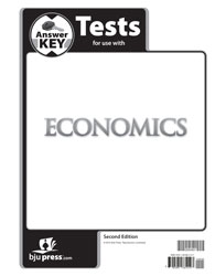 Economics Tests Answer Key (2nd ed.)