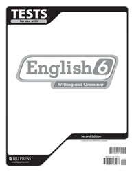 English 6 Tests (2nd ed.)
