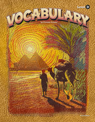 Vocabulary Student Worktext, Level D (2nd ed.)