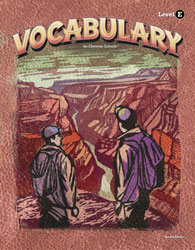 Vocabulary Student Worktext, Level E (2nd ed.)