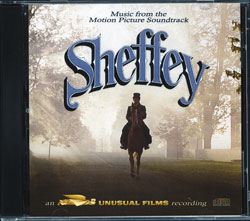 Sheffey Soundtrack (CD)