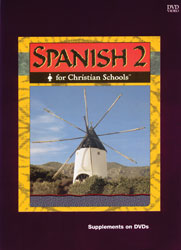 Spanish 2  DVD Supplement (2nd ed.)