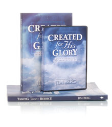 Created for His Glory DVD Package