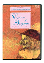 Cyrano de Bergerac: Conflicts, Characters, Theme [DVD]