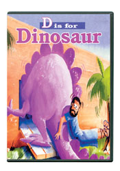 D is for Dinosaur [DVD]