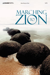 Marching to Zion (SATB collection)