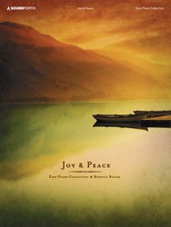 Joy and Peace (easy piano solos)