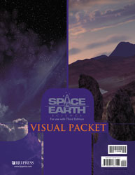 Space & Earth Science Teacher's Visual Packet (3rd ed.)
