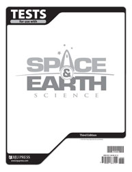Space & Earth Science Tests (3rd ed.)