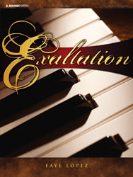 Exaltation (advanced piano duets/4 hands, 2 pianos)