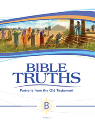 Bible B, 3rd ed. by BJU Press (textbook cover image)