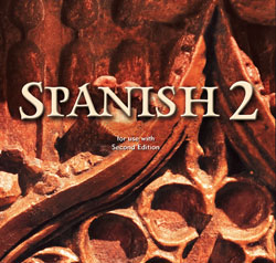 Spanish 2 CD Set (6 CDs; 2nd ed.)