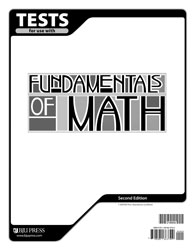 Fundamentals of Math Tests (5 pk) (2nd ed.)