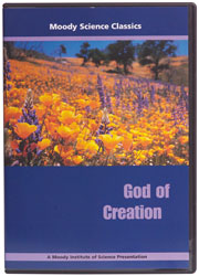 Moody Science Classics: God of Creation [DVD]