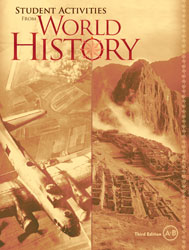 World History Student Activities Manual (3rd ed.)