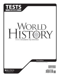 World History Tests (5 pk) (3rd ed.)