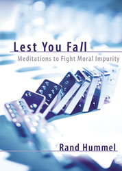 Lest You Fall: Meditations to Fight Moral Impurity