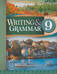 Writing/Grammar 9  Student Text  (3rd ed.)
