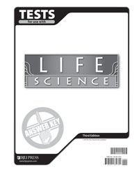 Life Science Tests Answer Key (3rd ed.)