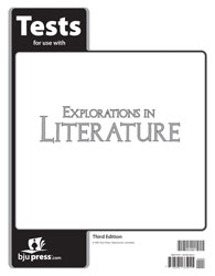 Explorations in Literature Tests (5 pk) (3rd ed.)