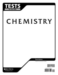 Chemistry Tests (5 pk) (3rd ed.)