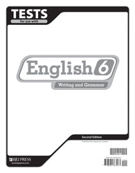 English 6 Tests (5 pk) (2nd ed.)