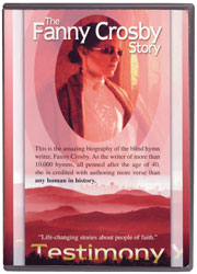 Fanny Crosby Story, The [DVD]