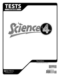 Science 4 Tests (3rd ed.)