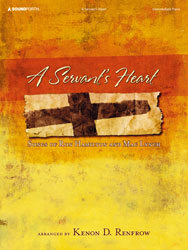 A Servant's Heart (intermediate piano solos)