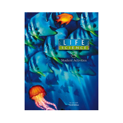 Life Science Student Activities Manual (3rd ed.)