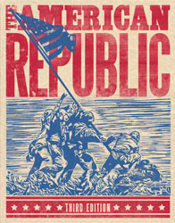 American Republic (textbook cover image)