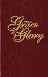 Hymns of Grace and Glory (burgundy cover)