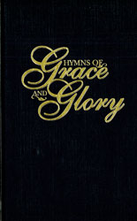 Hymns of Grace and Glory (navy blue cover)