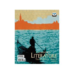 Excursions in Literature Teacher's Edition with CD (3rd ed.)