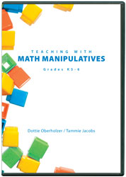 Teaching with Math Manipulatives DVD